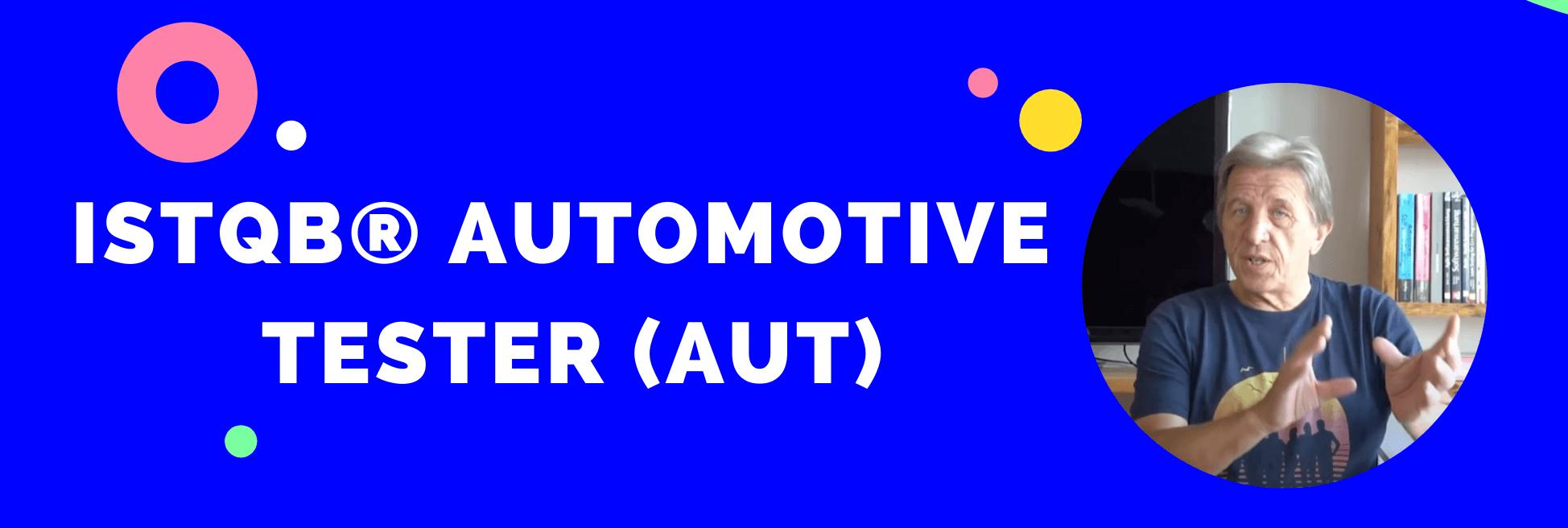 Kurzinterview mit Werner Lieblang zum ISTQB® Automotive Software Testing Training